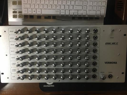 Vermona DRM MKII Chromed