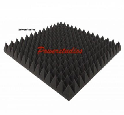Promoción, paneles acústicos optimal pyramid, 10 paneles 49x49x 7cm de altísima calidad ¡Nuevos en stock!+envío incluido
