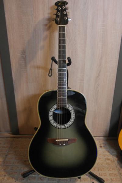 Guitarra Electroacústica Ovaton  Ultra Series