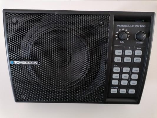 Monitor TC Helicon  Voice Solo FX 150