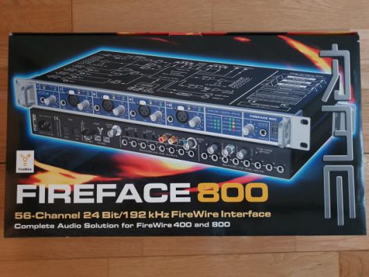 RME Fireface 800