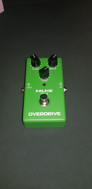 Overdrive Nux OD-3