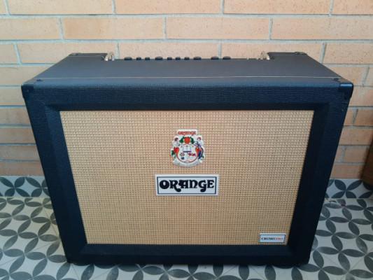 Amplificador Orange Cr120C (altavoces cambiados)