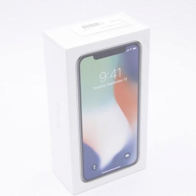 Iphone X de 256GB SILVER Nuevo Precintado  E320254