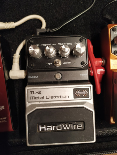 Hardwire TL2 Metal distortion