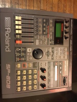 ROLAND SP 808 - EX vendo y/o cambio