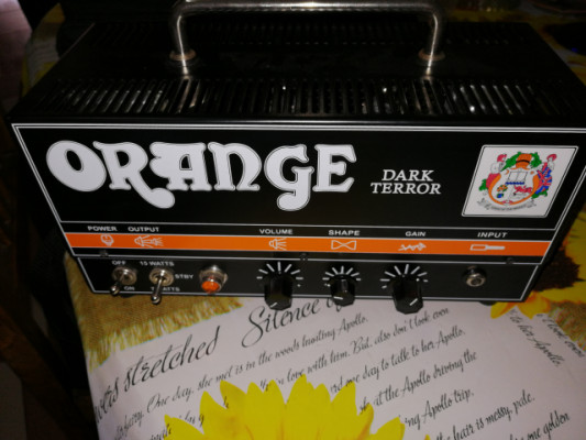 Orange dark terror (Reservado )