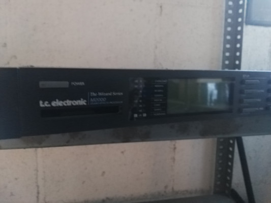 Tc ELECTRONICS M 2000