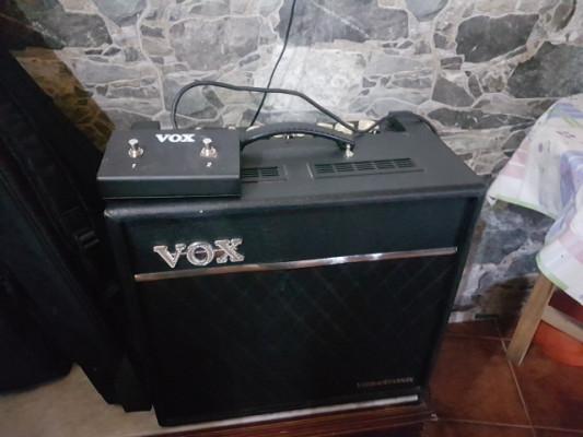 amplificador vox vt80+