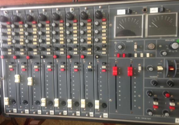 Neve 542/2/8 Mixer
