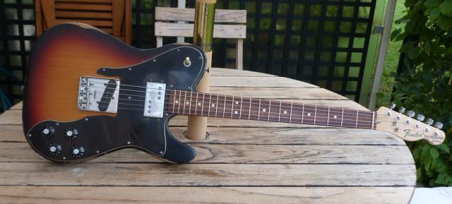 Compro Fender Road Worn y FSR (Telecaster preferiblemente)