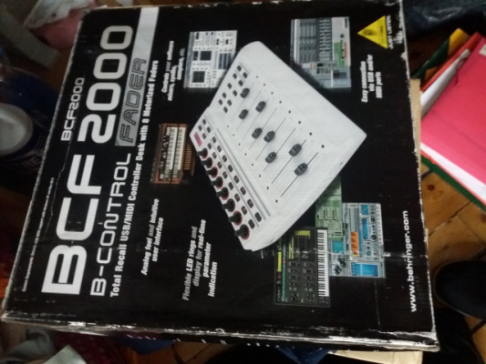BCF 2000 Controlador