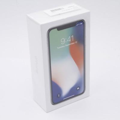 Iphone X de 256GB SILVER Nuevo Precintado E320255