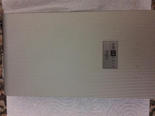 Fujitsu MO 1300 sf scsi para sampler