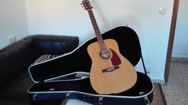 Guitarra acústica Fender DG-7