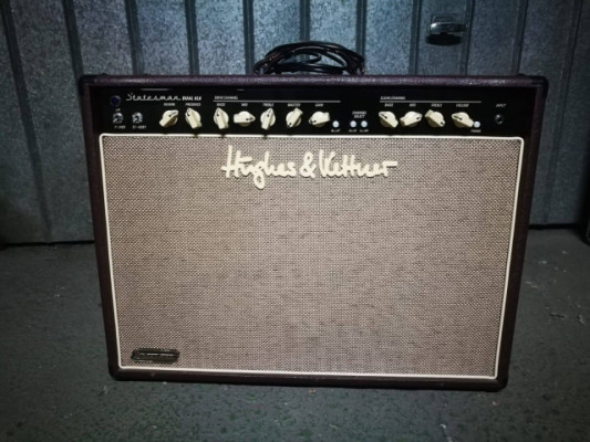 Hughes and kettner statesman 60