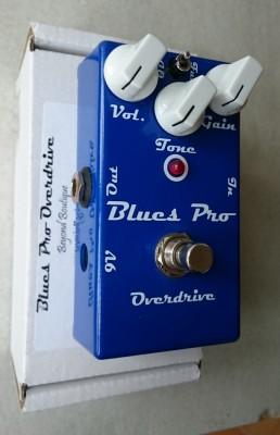 MI Blues pro Overdrive