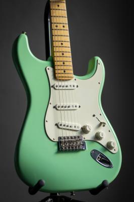 o vendo Fender Stratocaster American Special Surf Green