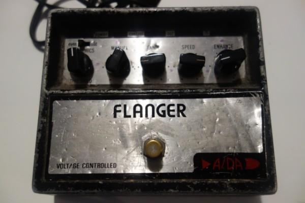 Flanger A/DA. Vintage