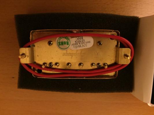 Pastillas Humbucker Epiphone