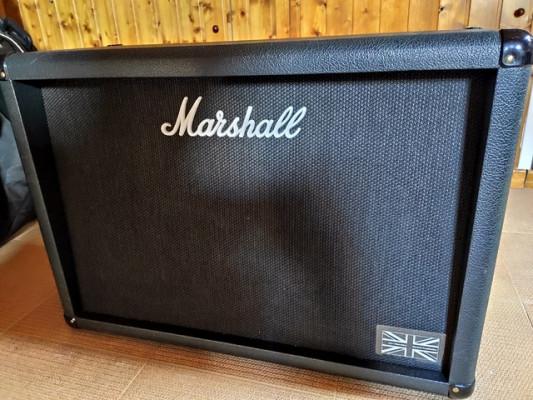 Pantalla 2x12 AMP Guitarra MARSHALL MC212 130 rms
