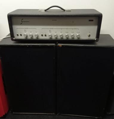 Amplificador de válvulas mítico SINMARC r-2280-c