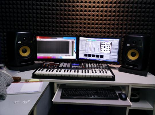 Monitores de estudio Krk Vxt 6