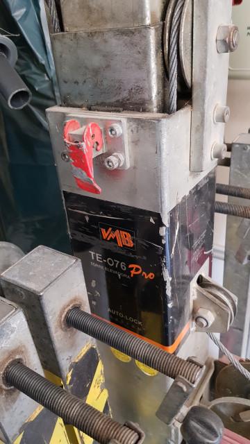 Torres elevadoras VMB TE-076PRO