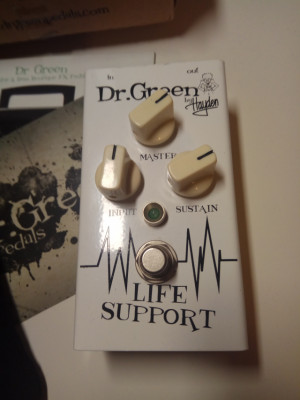 Compresor sustainer Dr Green Life Support