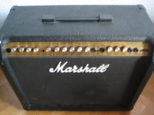 : Amplificador MARSHALL Valvestate 8080 80W REBAJADO a 160 €
