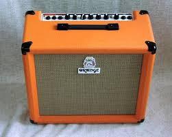 ORANGE CRUSH 30R Amplificador guitarra