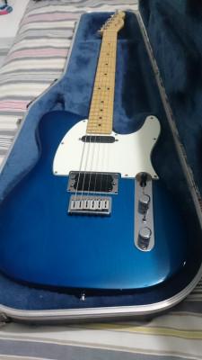 Cambio Fender Telecaster Plus USA