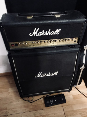 Marshall 6100 LM 30th + 1960A (cambios?)