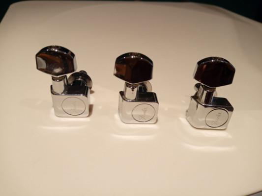 Clavijas de repuesto Fender (3 unidades)