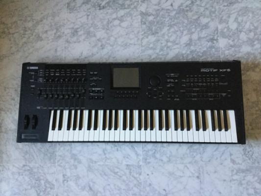 Yamaha Motif XF6 - VENTA O CAMBIO