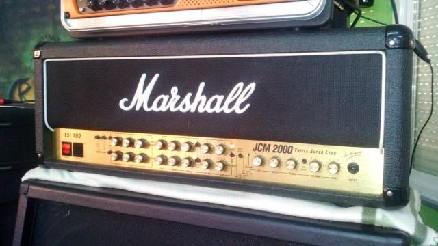 Marshall JCM2000 TSL100 ... CAMBIO
