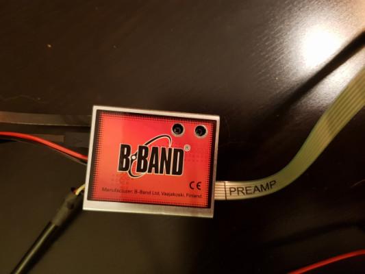 Previo B Band BB A2.2