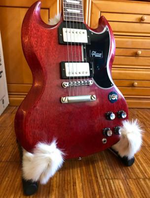"""Gibson SG Custom shop VOS """"Les paul"""""""