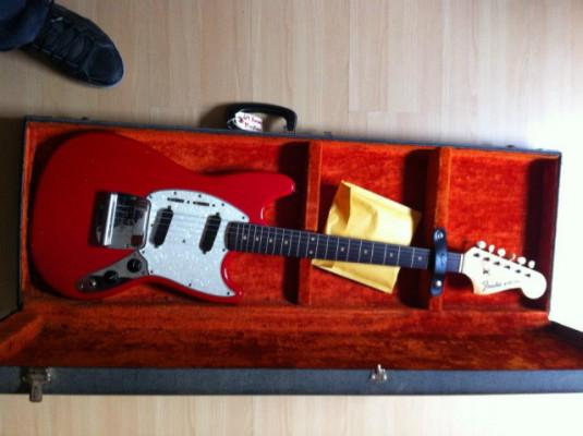 Fender Mustang Pre CBS 1964