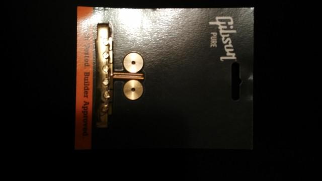 Puente original Gibson Gold abr 1
