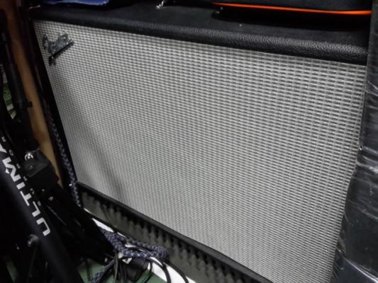 Pantalla Fender Supersonic 212 bk