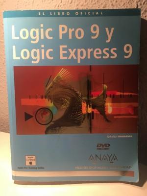 Libro oficial Logic Pro