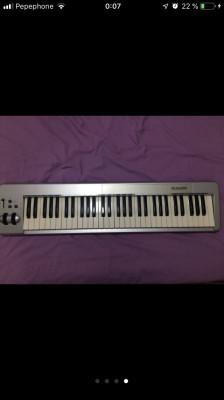 M Audio Keystation 61 es