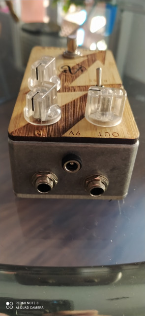 Anasounds High Voltage