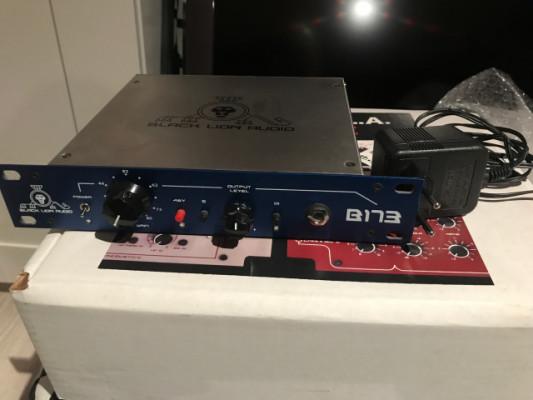 Vendo Previo B173 Black Lion Audio estilo Neve