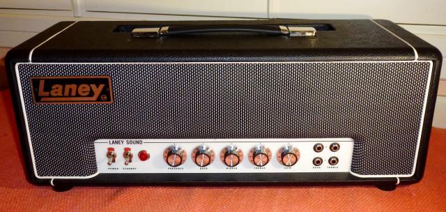 Laney LA30BL amplificador guitarra 30w EL34