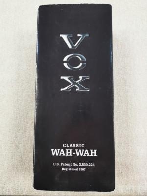 Caja original Wha-Wha VOX V845