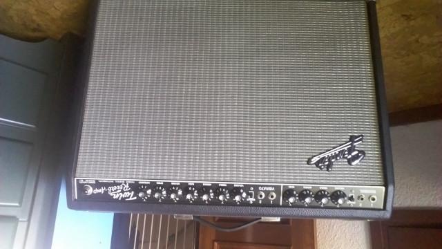 Fender Twin Reverb.