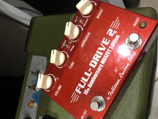 Fulltone Fulldrive 2 Custom Shop