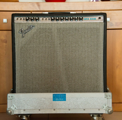 Fender Super Reverb año 1974